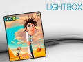 """Lightbox Evolution is a tool for displaying images, html content, maps, and videos in a """"lightbox"""" style"""